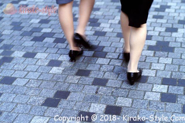 浮き指を予防するには、大きめの靴は浮指の原因に