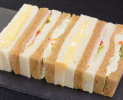 サンドイッチの日3月13日・なぜ?イベントない/をつくってください!サンドイッチ画像