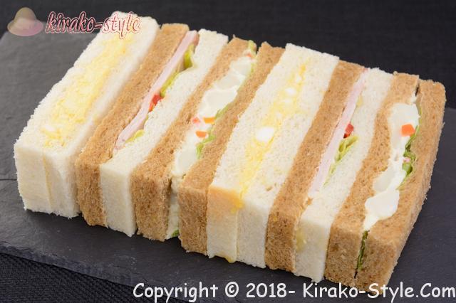 サンドイッチの日3月13日・イベントは?女子の好きなサンドイッチ