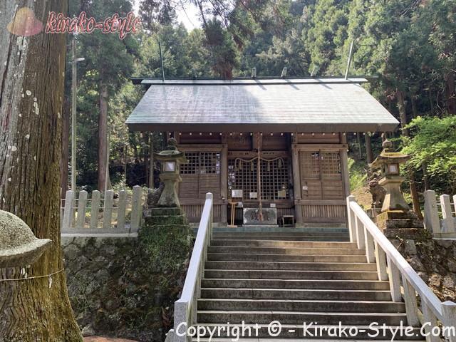 養老の滝(岐阜県養老町)から10分の養老神社