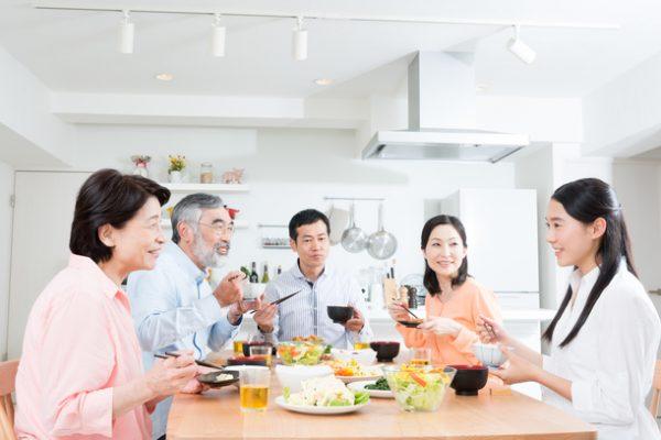 噛む回数の多い食品には何がある?よくかむといいってなぜですか?
