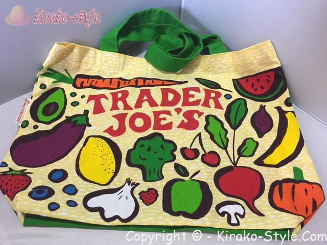 Trader Joe'sトレーダージョーズのエコバック、柄がたくさん